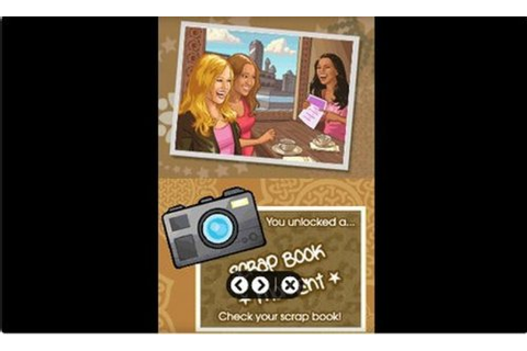 The Cheetah Girls: Passport to Stardom - Nintendo DS Countdown