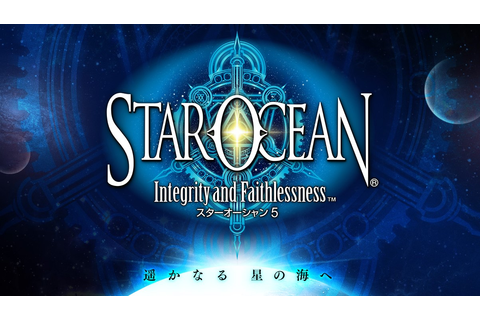 Check out brand new gameplay from Star Ocean 5: Integrity ...