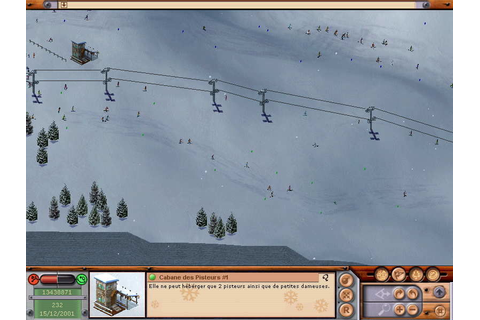 Val d'Isère Ski Park Manager Screenshots for Windows ...
