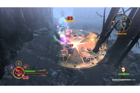 Dungeon Siege 3 Gameplay (HD) - YouTube