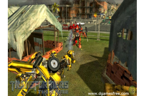 Download Transformers: The Game Free Highly Compressed ...