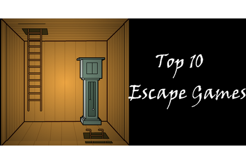 Top Ten Escape Games