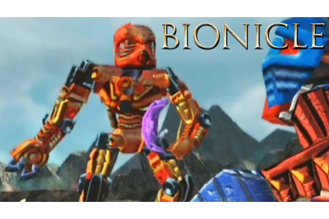 Bionicle The Game - Original Xbox / Ps2 Gameplay (2003 ...