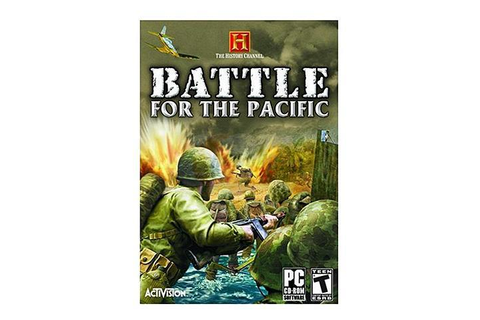 History Channel: battle for the Pacific PC Game - Newegg.com