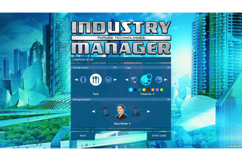 Скриншоты игры Industry Manager: Future Technologies