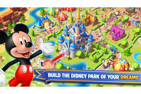 Disney's new Magic Kingdom game now available for Windows ...