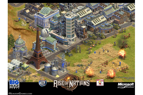 Rise of Nations [Full ISO][541Mb] | Madbone Games