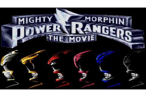 Mighty Morphin Power Rangers - The Movie (Genesis) - YouTube