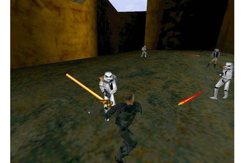 Star Wars Jedi Knight Mysteries Of The Sith Game Free ...
