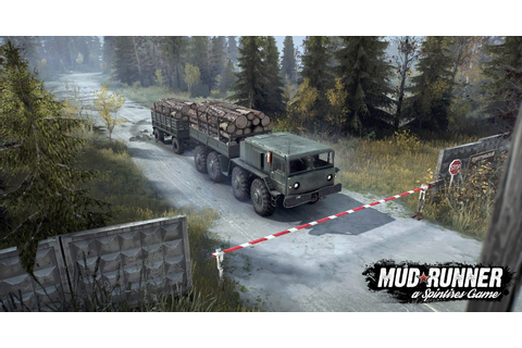 SPINTIRES MUDRUNNER Free Full Version Games Download For PC