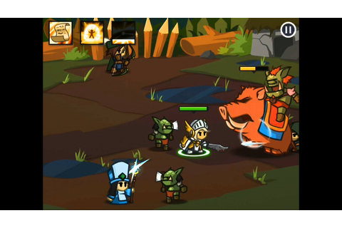 Battleheart MMORPG game for iPAD [HD] - YouTube