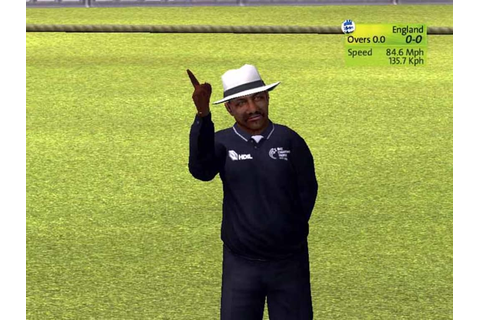 Brian Lara International Cricket 2007 - Download