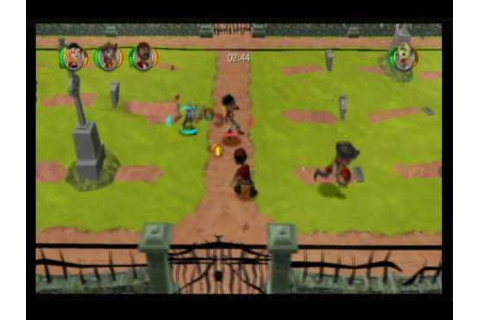 Pirates VS Ninjas Dodgeball Review (Wii) - YouTube