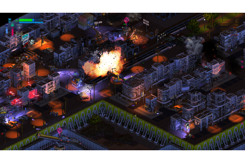 Brigador: Up-Armored Edition - Download Free Full Games ...