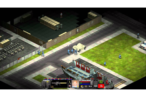 Xenonauts Demo Gameplay - YouTube