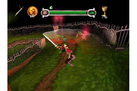 Weirdness: PSone Classic MediEvil Rises from the Dead in a ...