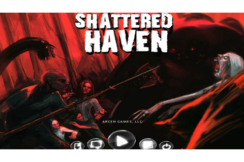 CGR Undertow - SHATTERED HAVEN review for PC - YouTube