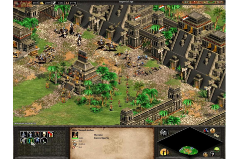 Age of Empires II: The Conquerors - Lutris