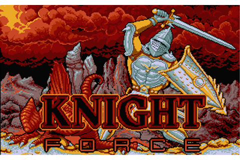 Download Knight Force - My Abandonware