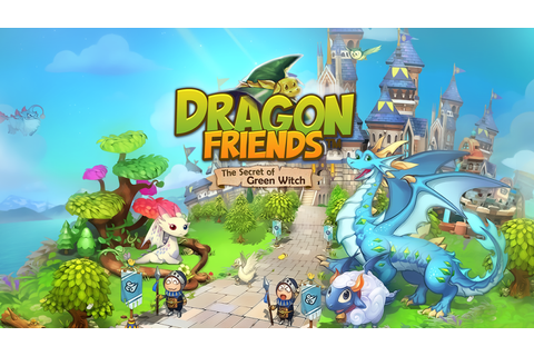 Dragon Friends : Green Witch | Download APK for Android ...
