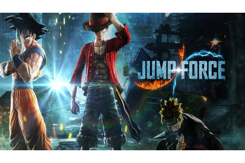 JUMP Force Announcement Trailer THE NEXT Big Anime Game ...