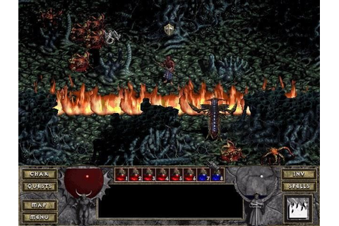 Hellfire (Windows) - My Abandonware