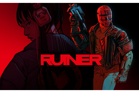 Ruiner Game Poster, Full HD Wallpaper