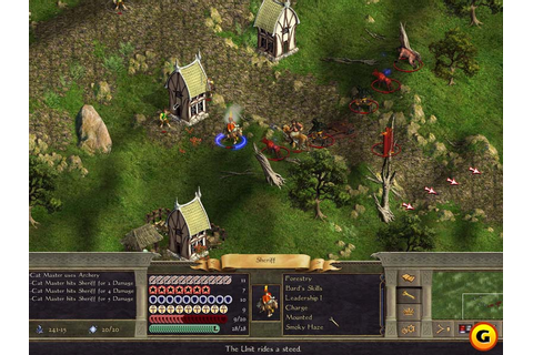 Age of Wonders II: The Wizard's Throne Full Game Free ...