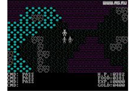 Ultima II: The Revenge of the Enchantress - release date ...