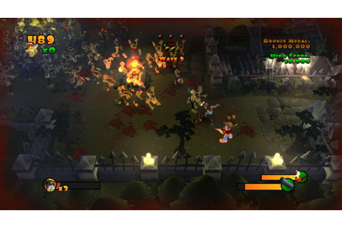 Burn Zombie Burn Game | PS3 - PlayStation