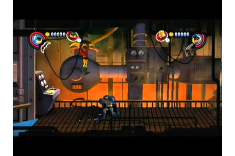 Batman the brave and the bold (Wii) with Wonky - YouTube