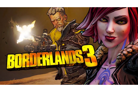 Borderlands 3 - Official Announcement Gameplay Trailer ...