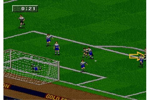 Play FIFA Soccer 97 Sega Genesis online | Play retro games ...