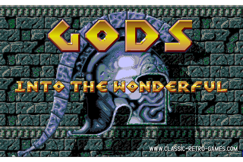 Download GODS & Play Free | Classic Retro Games