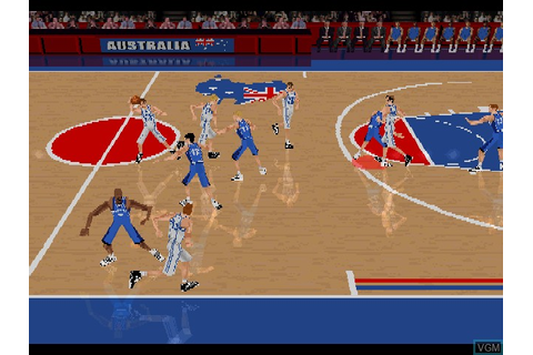 World League Basketball for Sony Playstation - The Video ...