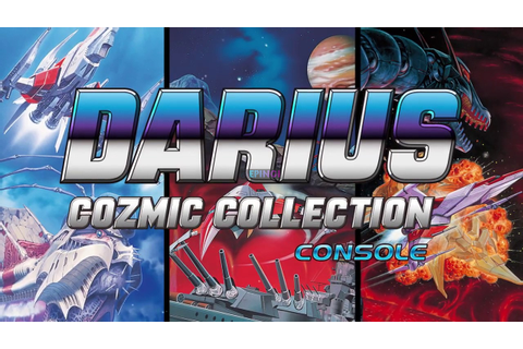 Darius Cozmic Collection Console Xbox One Version Full ...