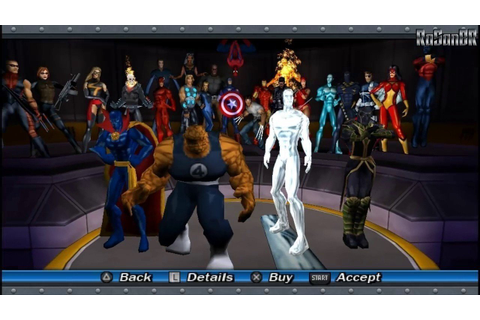 Petition · Activision: Marvel Ultimate Alliance Remaster ...