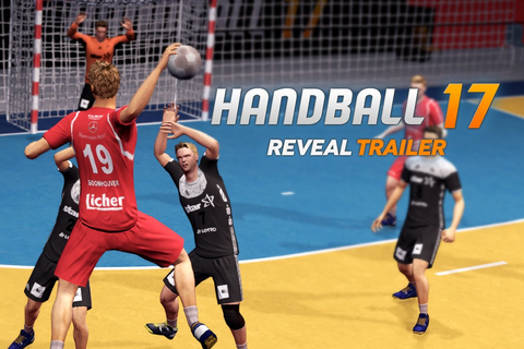 Handball 17 - Reveal Trailer - YouTube