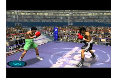 Boxer's Road 2 Adeno VS Araki - YouTube