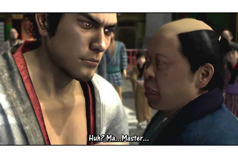 Yakuza Kenzan Might Be Next In Line For The Kiwami ...