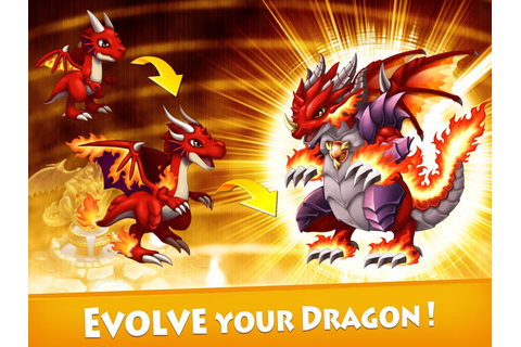 Dragon x Dragon -City Sim Game APK Download - Free ...