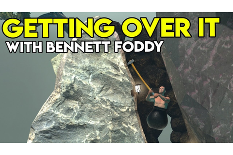 RULE NUMBER ONE! | Getting Over It With Bennett Foddy ...