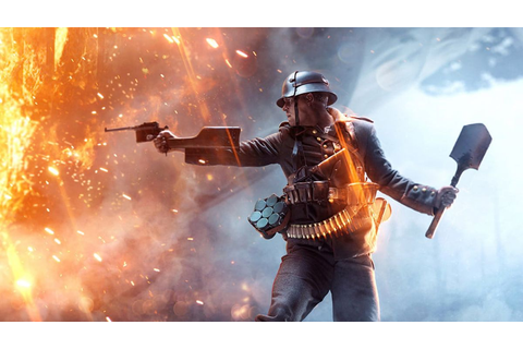 Battlefield 5 coming in 2018, called Battlefield V - Here ...