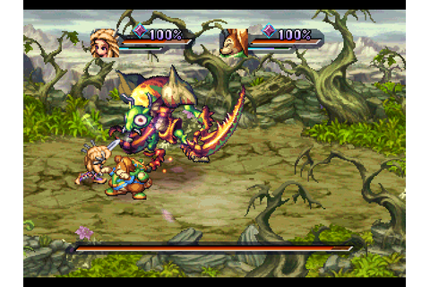 Legend of Mana Screenshots for PlayStation - MobyGames