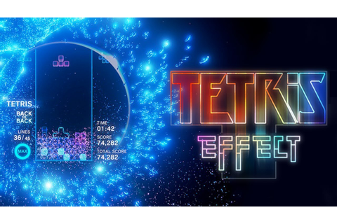 Tetris Effect Gameplay PREVIEW - YouTube