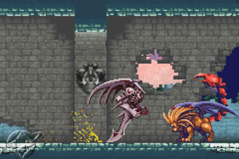 Pretty Cool Games: CASTLEVANIA: ARIA OF SORROW & DAWN OF ...