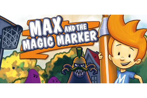 Max and the Magic Marker on Steam