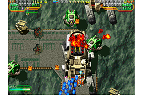 Mars Matrix: Hyper Solid Shooting (USA 000412) - Mamepedia ...