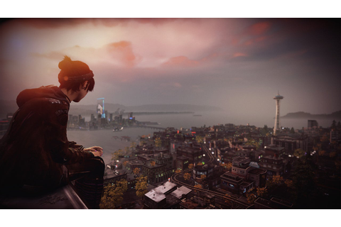 Infamous: First Light Review - IGN