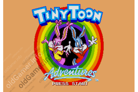 Скачать Tiny Toon Adventures: Buster's Hidden Treasure на ...